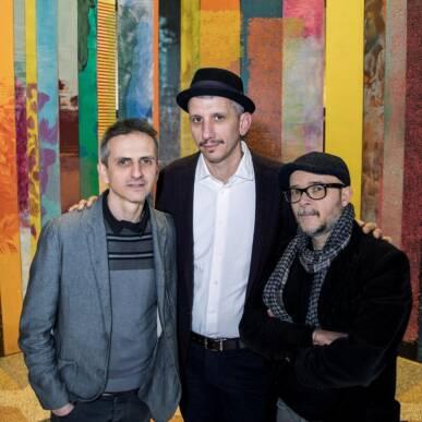 Paolo Benedettini Trio con Francesco Martinelli @Giardino di Via La Nunziatina – 22.07.2021