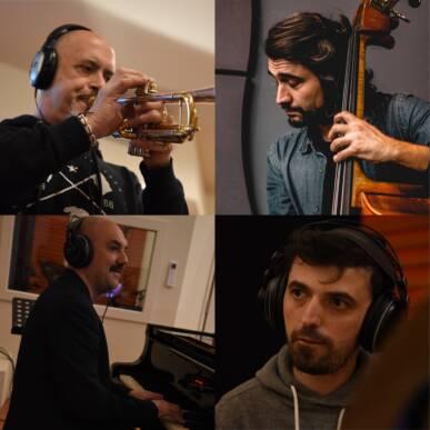 Daniele Gorgone Trio feat. Flavio Boltro @ Giardino di Via La Nunziatina