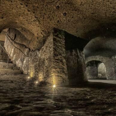 Visita guidata ai sotterranei e al Museo Storico Didattico dei Cavalieri Templari con Sergio Cesarini [GENIUS LOCI]