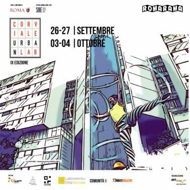Corviale Urban LAB: Mostre espositive di pittura, fotografia, grafica-design, fumetti e artigianato artistico