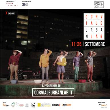 Corviale Urban LAB : Mostra del Progetto delle memorie 25 settembre