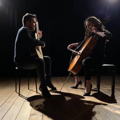 Erica Piccotti e Gian marco Ciampa [Su:ggestiva] @ Ninfeo Villa dei Quintili
