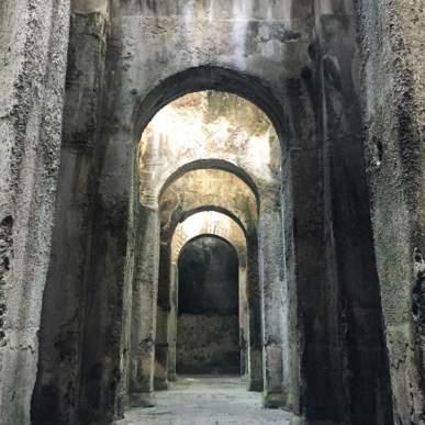Da Bacoli a Pozzuoli: un viaggio nel passato, tra antiche cisterne, dimore borboniche e luoghi dimenticati!