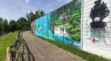 "Torraccia On The Road: il ""Miglio dell'Arte"" tra Murales, Writers e Street Art!"