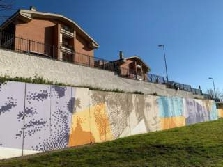 Castelli On The Road: un'insolita street art alle porte di Roma!