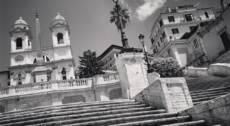 Roma, Città Eterna: Assenze e Silenzi alle prime luci del mattino!