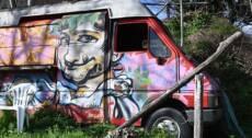 Casal de' Pazzi On The Road: dai murales di Jerico e Blu alla Riserva Naturale della Valle dell'Aniene!