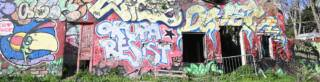 Casal de' Pazzi On The Road: dai murales di Jerico e Blu alla Riserva Naturale della Valle dell'Aniene! – TERZA DATA
