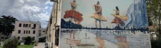 Primavalle On The Road: i Murales di Gomez e Solo e la scoperta di una delle Borgate più popolari di Roma!