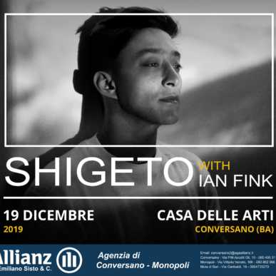 Shigeto (live duo with Ian Fink)