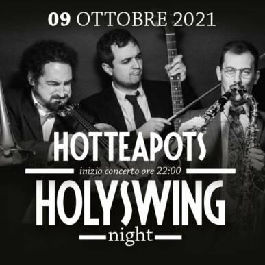 Holy Swing Night – 09/10/2021