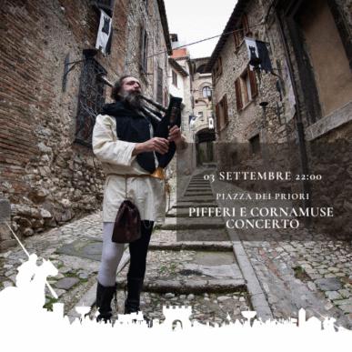 Pifferi e Cornamuse – CONCERTO