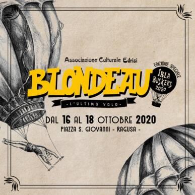 Blondeau l'Ultimo Volo – 17 ottobre H 22:00