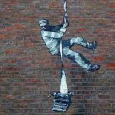 Aperitivo Banksy