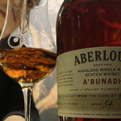 DEGUSTAZIONE SCOTCH WHISKY | Aberlour A'Bunadh