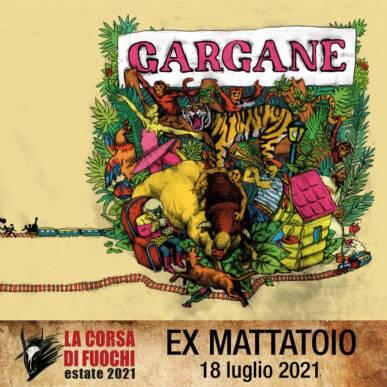 GARGANE – concerto poetico