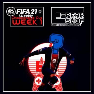 E-Peak Weekly Championship Cup – Week 1