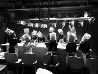 LABORATORIO DI CUCINA ONLINE PER BIMBI: IL CLUB DEI PICCOLI CUOCHI SEGRETI