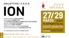 ION – Teatro Maria Caniglia – 27/03