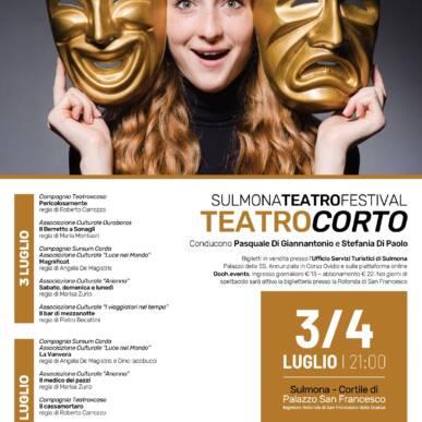 Sulmona Teatro Festival – TeatroCorto