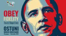 OBEY FIDELITY: The Art of Shepard Fairey   28 Giugno 2021