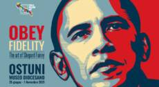 OBEY FIDELITY: The Art of Shepard Fairey – 26 luglio 2021