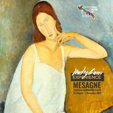 Modigliani Experience: L'Artista Italiano – 19 settembre 2021