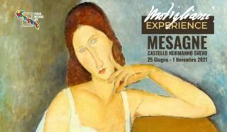 Modigliani Experience: L'Artista Italiano – 09 ottobre 2021