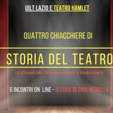 Quattro chiacchiere di Storia del Teatro