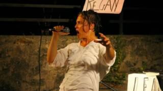 Real Lear Abc festival@2 Luglio parco David Bowie Villa Martini Monsummano Terme