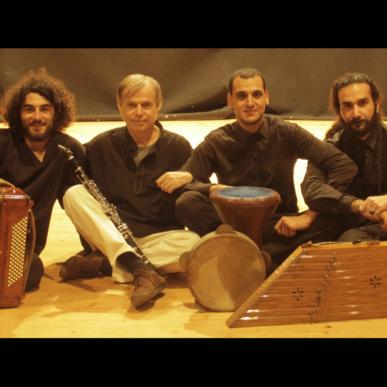 """""""Safar Mazì"""" Musiche dal Mediterraneo al Medioriente – ESTATE SUL BALUARDO, Domenica 8 Agosto, Ore 21 @Ferrara Off"""