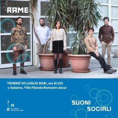 Jazz Area Metropolitana 2021 – Salzano