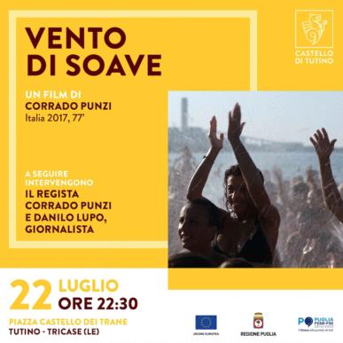 Vento di soave, un film di Corrado Punzi, (Italia, 2017, 77′)