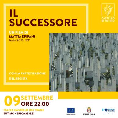 IL SUCCESSORE, un film di Mattia Epifani (Italia 2015, 52′)