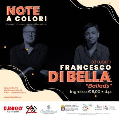 "Francesco Di Bella ""Ballads"""