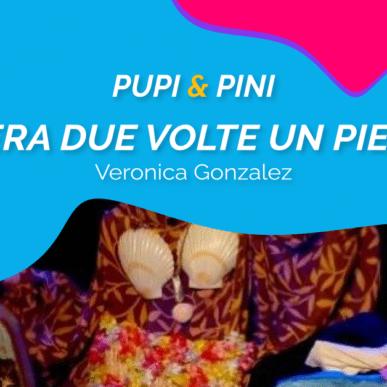 """C'ERA DUE VOLTE UN PIEDE"", VERONICA GONZALEZ @ARENA ALPE ADRIA il 2 Agosto"