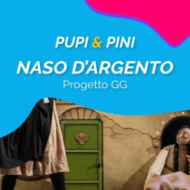 """""""NASO D'ARGENTO"""", PROGETTO G.G. @ARENA ALPE ADRIA il 9 Agosto"""
