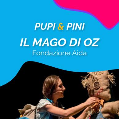 """""""IL MAGO DI OZ"""", FONDAZIONE AIDA @ARENA ALPE ADRIA 11 Agosto"""