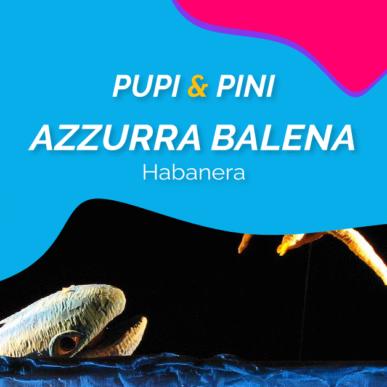 """""""AZZURRA BALENA"""", HABANERA @ARENA ALPE ADRIA il 30 Agosto"""
