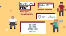 KeepOn LIVE FEST 2018_ Professionisti