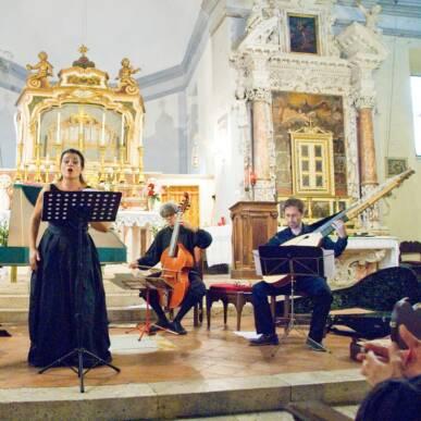 ART REGIA Ensemble Barocco – Concerto d'autunno – Festival delle Viole 2021 @ Gerfalco