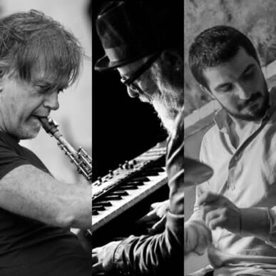 CANTINI, SANTARNECCHI, BENINATI Flying Tuscans Trio – Way to Go @ Vicchio 31 ottobre