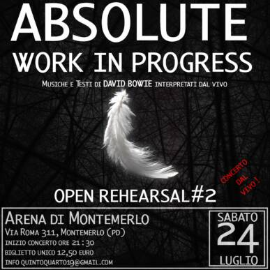 Absolute Open Rehearsal #2