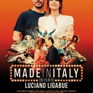 MADE IN ITALY Area Cinema Green Paradise il 28 luglio 2018
