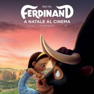 FERDINAND Area Cinema Green Paradise il 2 agosto 2018