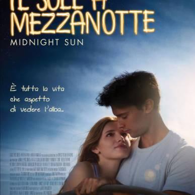 IL SOLE A MEZZANOTTE Area Cinema Green Paradise il 4 agosto 2018