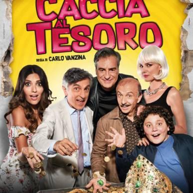 CACCIA AL TESORO Area Cinema Green Paradise il 5 agosto 2018