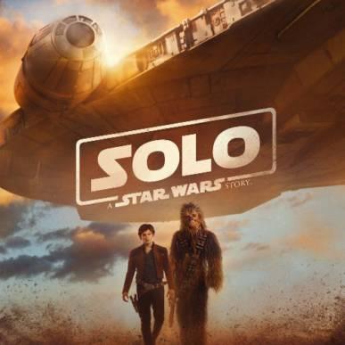 SOLO: A STAR WARS STORY Area Cinema Green Paradise il 7 agosto 2018