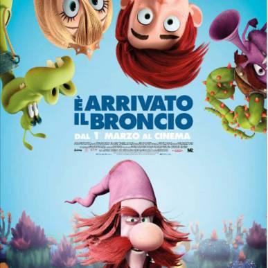 È ARRIVATO IL BRONCIO Area Cinema Green Paradise il 9 agosto 2018
