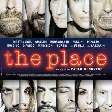 THE PLACE Area Cinema Green Paradise l' 11 agosto 2018